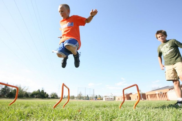 Plyometrics for Children - Fitness Centroid | Live a Healthy ...